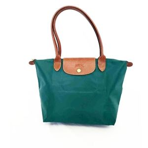 Longchamp  Teal Medium Le Pliage